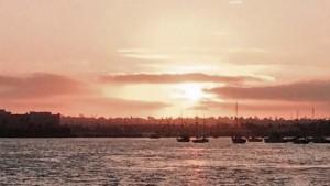 San Diego Sunset crop